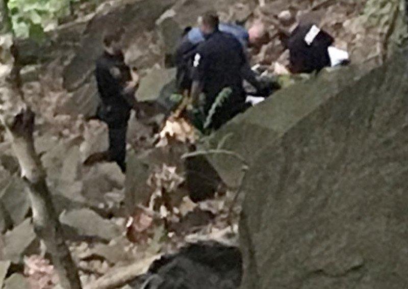 6-23-18 Cliff Rescue